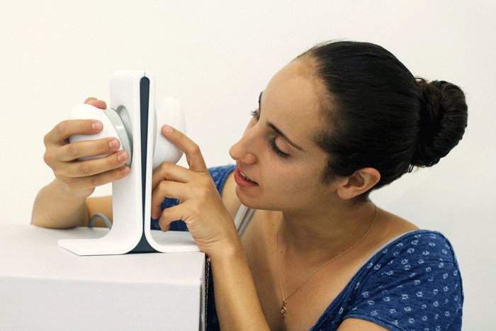 device for hearing